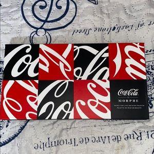 MORPHE Coca Cola Collab Palette